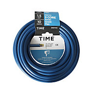 Time 3183YAG Blue 3 core Multi-core cable 1.5mm² x 10m