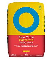 Blue Circle Ready mixed Postcrete, 20kg Bag