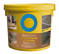 Blue Circle Multi Purpose Ready to use Concrete 5kg Tub