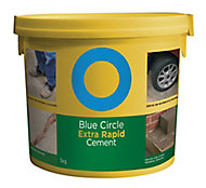 Blue Circle Extra rapid Cement, 5kg Tub