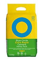 Blue Circle Extra rapid Cement, 12.5kg Handy bag