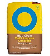 Blue Circle Multipurpose Ready mixed Concrete, 20kg Bag