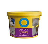 Blue Circle Quick repair Ready mixed Concrete, 2.5kg Tub