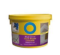 Blue Circle Quick repair Ready mixed Concrete, 2.5kg Tub