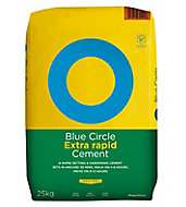 Blue Circle Extra rapid Cement, 25kg Bag