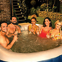 CleverSpa Belize 6 person Hot tub