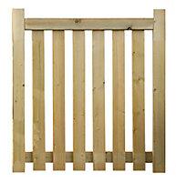 Grange Timber Gate (H)0.9m (W)0.9 m