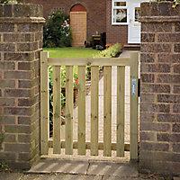 Grange Timber Gate, (H)0.9m (W)0.9m
