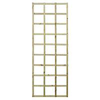 Grange Elite Square Trellis panel (W)0.61m (H)1.83m