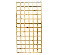Grange Elite Square Trellis panel (W)0.9m (H)1.83m