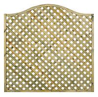 Grange Woodbury Lattice Trellis panel (W)1.8m (H)1.8m