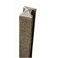 Grange Concrete Fence post (H)2.36m, Pack of 6