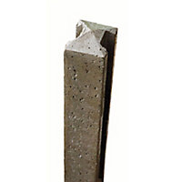 Grange Concrete Fence post (H)2.36m, Pack of 11