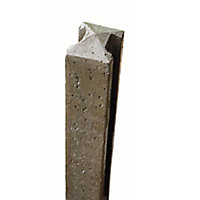 Grange Concrete Fence post (H)1.75m, Pack of 4