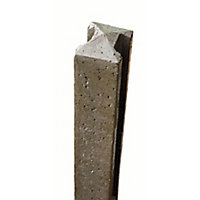Grange Concrete Fence post (H)1.75m, Pack of 6