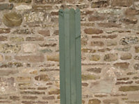Grange Green Timber Fence post (H)1.8m, Pack of 6