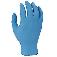 Nitrile Disposable gloves, Large