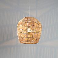 Carpo Rattan Light shade (D)250mm