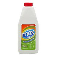 Max strength Caustic soda, 1L
