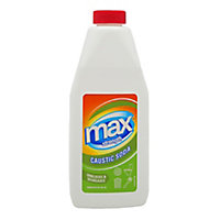 Max strength Caustic soda
