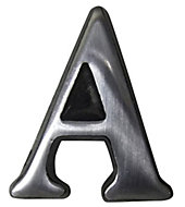 Aluminium 50mm House letter A