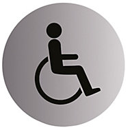 Disabled Advisory sign