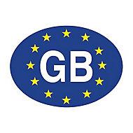 GB Self-adhesive labels, (H)100mm (W)150mm