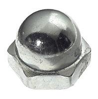 AVF M10 Steel Cap Nut, Pack
