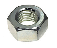 AVF M12 Steel Hex Nut, Pack