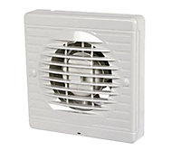 Manrose XF100H Extractor fan (Dia)98mm