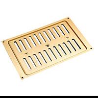 Manrose Gold effect Air vent (H)152mm (W)229mm
