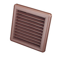 Manrose Brown Air vent