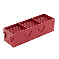Manrose Terracotta Rectangular Brick vent (H)76mm (W)229mm