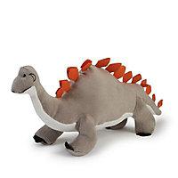 Emma Bridgewater Grey 3D dinosaur Cushion