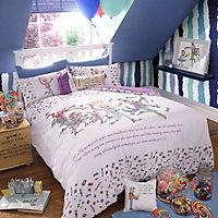 Roald Dahl Multicolour Single Bedding set