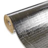 Duralay 3mm Laminate flooring & glueless wood flooring Underlay roll, 7.5m²