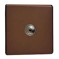 Varilight Mocha 1 way Dimmer switch