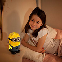 Spearmark Illumi-Mate Yellow Minions Dave LED Night light