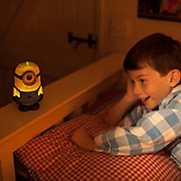 Spearmark Illumi-Mate Yellow Minions Stuart LED Night light