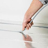 Overlay Underfloor heating 12 m²