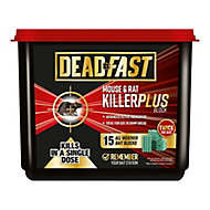 Deadfast Plus Rodenticide 300g