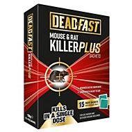 Deadfast Plus Sachet Rodenticide 150g