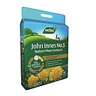 Westland John Innes No.3 Pots & planters Compost 10L