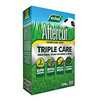 Aftercut Triple care Lawn treatment 100m² 3.5kg