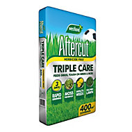 Aftercut Triple care Lawn treatment 400m² 14kg