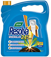 Resolva Fast Action Ready to use Weed killer 3L 3.35kg