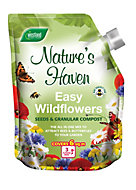Westland Nature's haven easy wild flowers Wildflower Seeds & granular compost