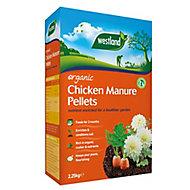 Westland Chicken manure Pellets, 2.25kg