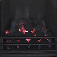 Focal Point Soho full depth Black Gas Fire