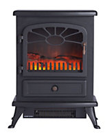 Focal Point ES 2000 Black Electric Stove